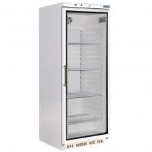 Koeling/koelkast met glazen deur wit huren