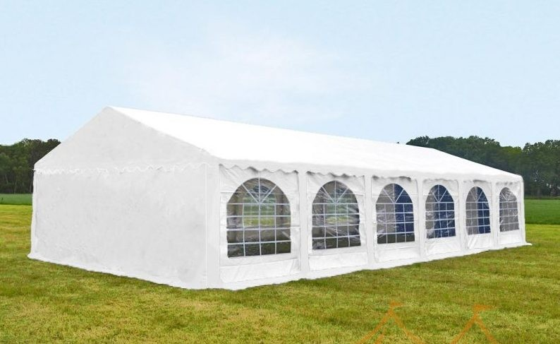 Luxe Frame tent wit